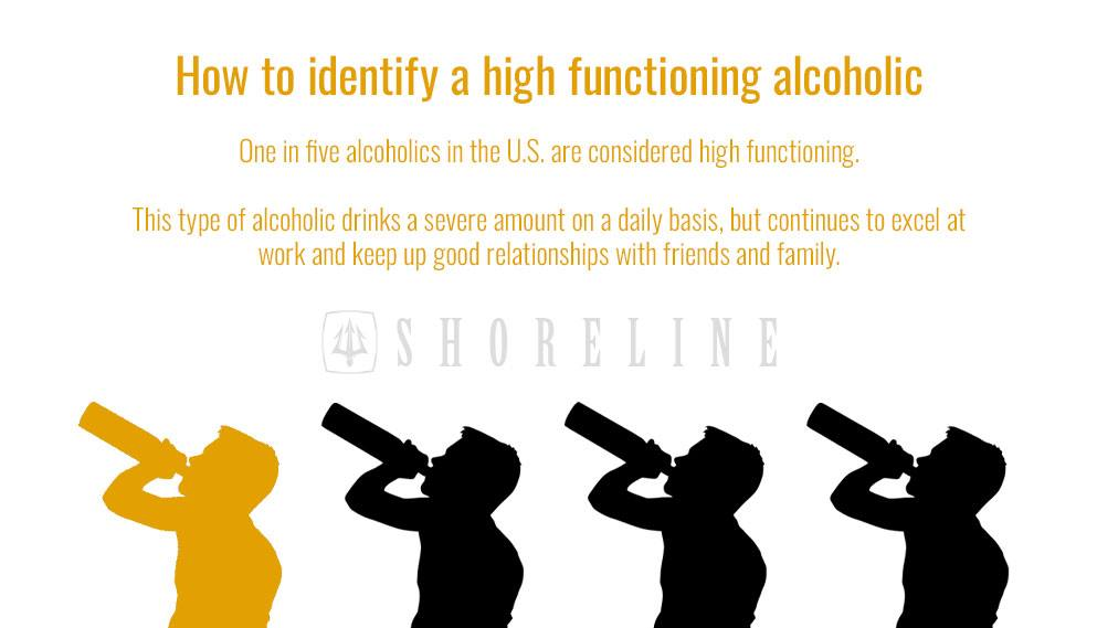 How to identify a high functioning alcoholic