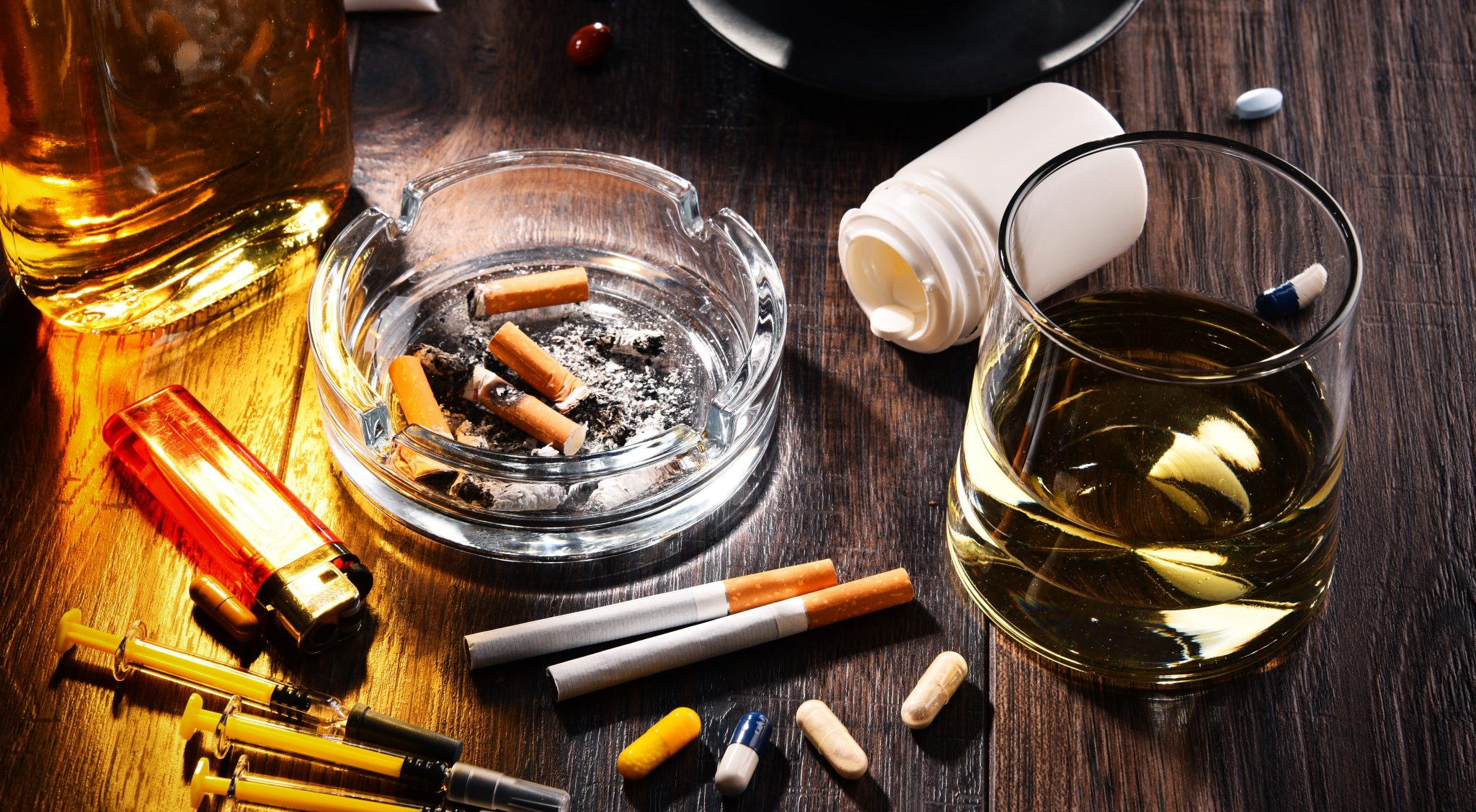Signs of Chemical Dependency