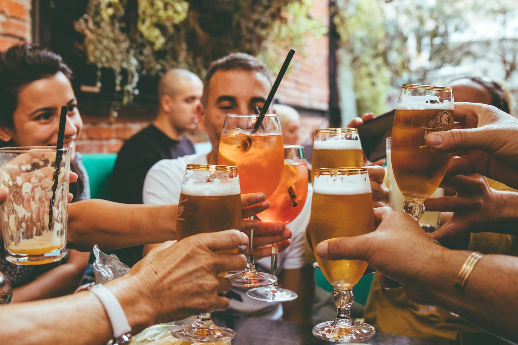 Alcohol has quickly become one of America's most commonly abused substances, with severe long-term mental and physical health issues rising due to the poisonous toxins.